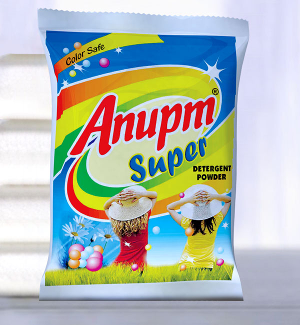 Anupm Super Detergent Powder