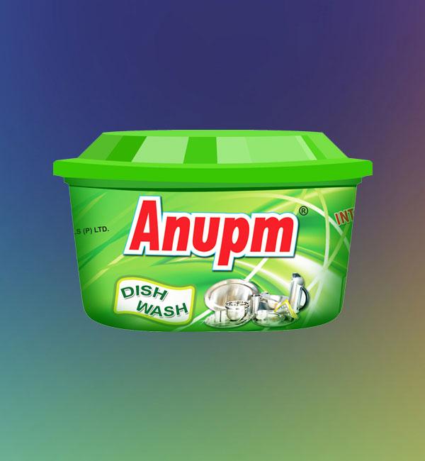Anupm Dish Wash