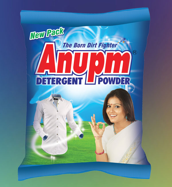 Anupm Detergent Powder