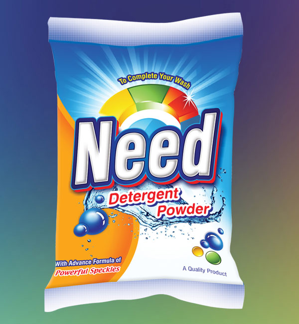 Need Detergent Powder